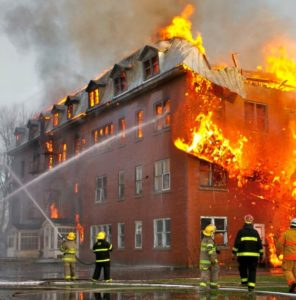 Независимая экспертиза при пожаре