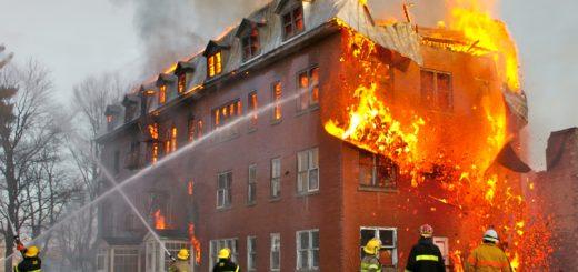 Проведение независимой экспертизы при пожаре