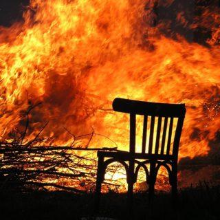 Оценка после пожара