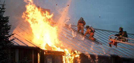 Экспертиза возгорания
