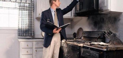 Независимая экспертиза ущерба квартиры после пожара