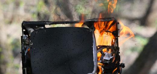 Что делать если сгорела квартира?
