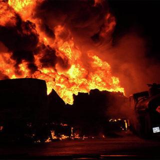 Экспертиза причин возникновения пожаров на АЗС