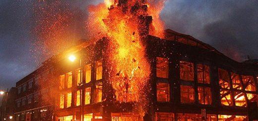 Как оценить ущерб после пожара?