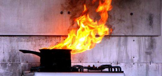Что такое очаг пожара: общая информация