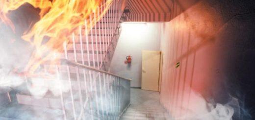 Экспертиза пожаров в жилых и общественных зданиях