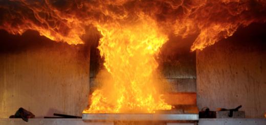 Экспертиза пожара в квартире