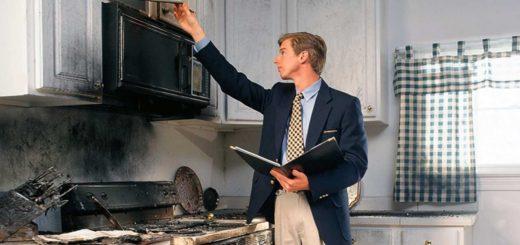 Независимая экспертиза и оценка ущерба после пожара: профессионализм