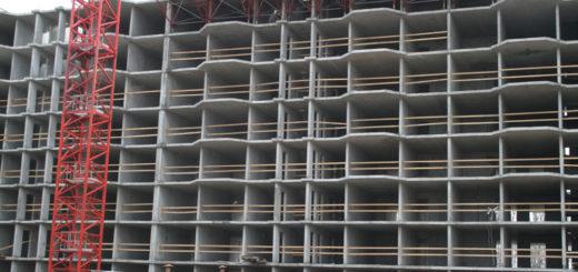 Обследование железобетонных конструкций после пожара