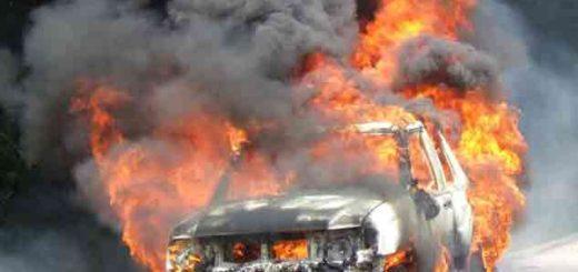 Экспертиза причин пожара в автомобиле: ключевые черты