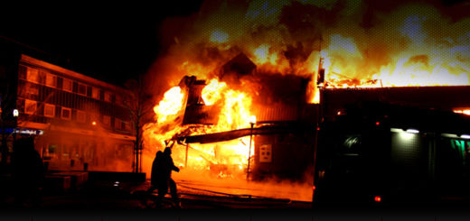 Обследование здания после пожара