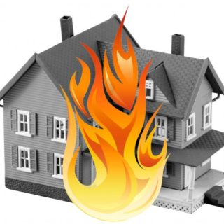Оценка нанесенного ущерба после пожара