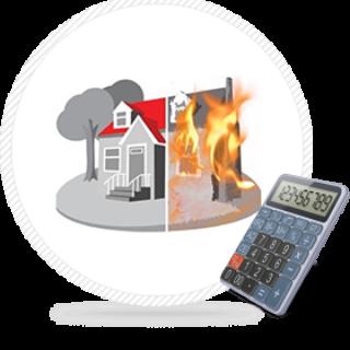Оценка стоимости ущерба при пожаре