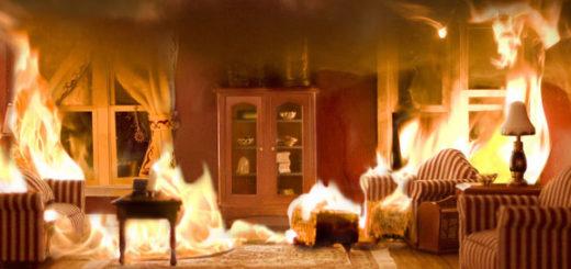 Независимая экспертиза после пожара квартиры: сведения