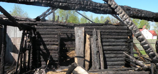 Определение причин пожара экспертом-пожаротехником