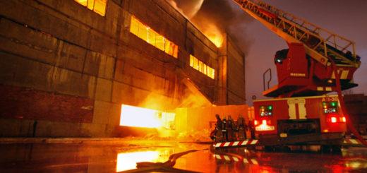 Экспертиза причин пожара на производстве: основные данные