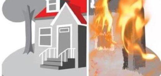Акт оценки ущерба при пожаре