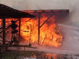 Пожарная экспедиция последствия