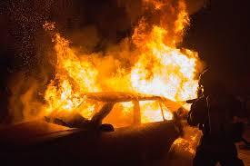Возгорание автомобиля пожарная экспертиза