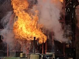 Выяснение причины пожара и оценка ущерба.