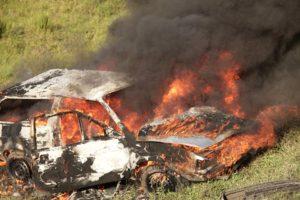 Независимая экспертиза автомобиля после пожара