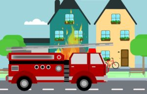 Экспертиза причин пожара в доме