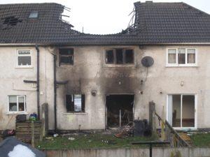 Экспертиза после пожара здания