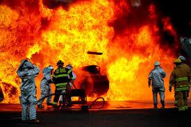 Меры предпринимаемые при пожарной экспертизе