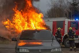 Пожарная экспертиза возгорания автотранспортного средства